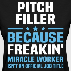 Pitch Filler - Women's T-Shirt