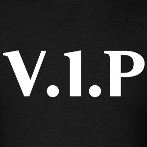 VIP - Very important person - Men's T-Shirt