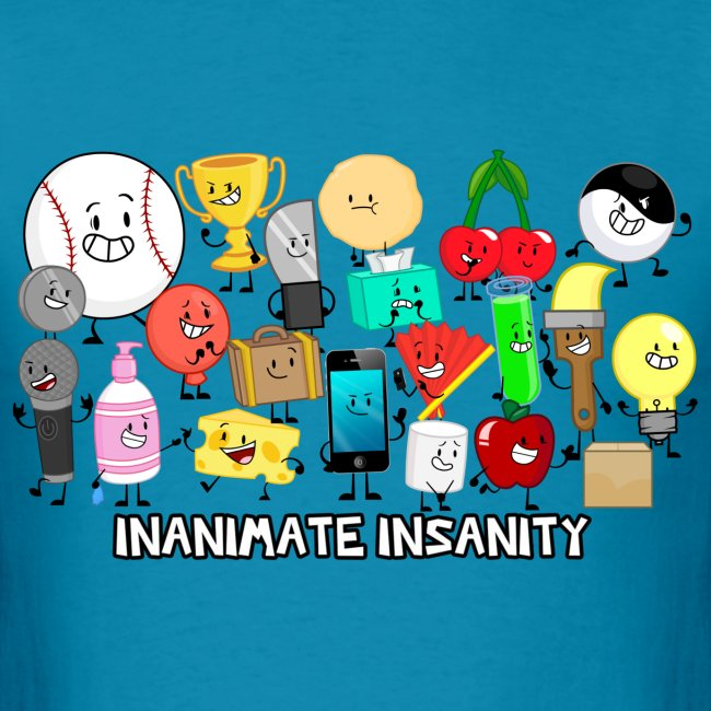 Traditional Inanimate Insanity Group - Men's