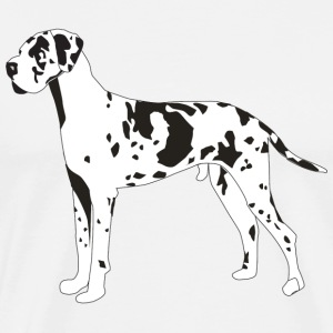 Great Dane - Men's Premium T-Shirt