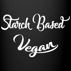 starch based vegan - starchivore Mugs & Drinkware - Full Color Mug