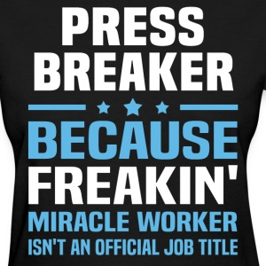 Press Breaker - Women's T-Shirt