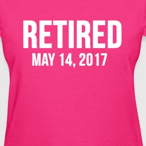 The Number 2 is RETIRED on May 14, 2017 T-Shirts - Women's T-Shirt