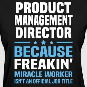 Product Management Director - Women's T-Shirt