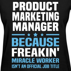 Product Marketing Manager - Women's T-Shirt