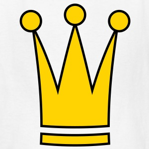 Crown - Kids' T-Shirt