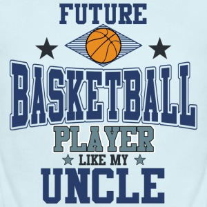 Future Basketball Player Baby Bodysuits - Short Sleeve Baby Bodysuit