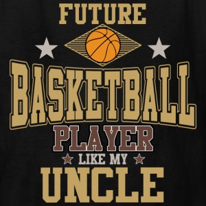 Future Basketball Player Kids' Shirts - Kids' T-Shirt