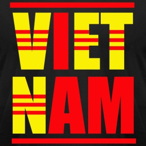 IAMSOUTHVIETNAM.png T-Shirts - Men's T-Shirt by American Apparel