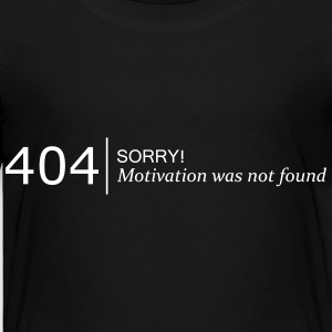 404 not found Baby & Toddler Shirts - Toddler Premium T-Shirt