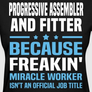 Progressive Assembler And Fitter - Women's T-Shirt