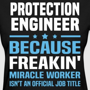 Protection Engineer - Women's T-Shirt