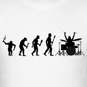Evolution Drums - Men's T-Shirt