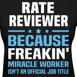 Rate Reviewer - Women's T-Shirt