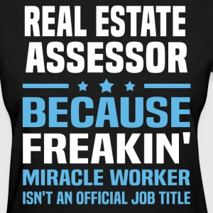 Real Estate Assessor - Women's T-Shirt