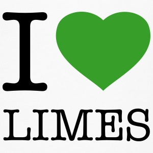 I LOVE LIMES - Women's Flowy T-Shirt