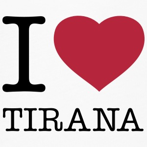I LOVE TIRANA - Women's Flowy T-Shirt