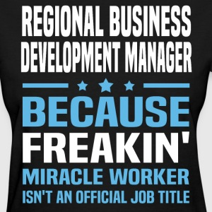 Regional Business Development Manager - Women's T-Shirt