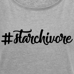 #starchivore T-Shirts - Women´s Rolled Sleeve Boxy T-Shirt