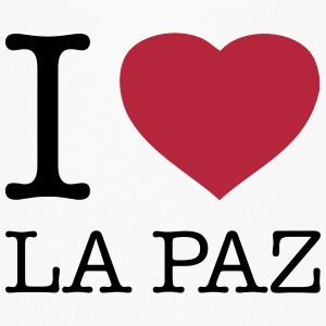 I LOVE LA PAZ - Women's Flowy T-Shirt