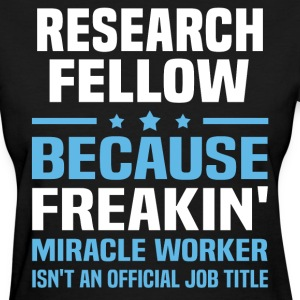 Research Fellow - Women's T-Shirt