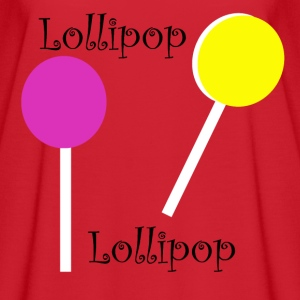 Girls summer fun Lollipop Lollipop - Women's Flowy T-Shirt