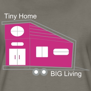 Tiny House T-Shirt - Women's Premium T-Shirt