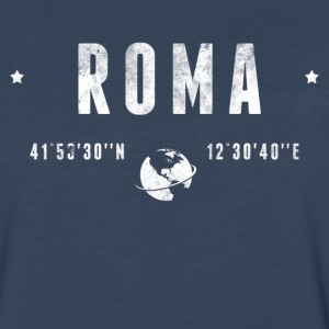 Roma Long Sleeve Shirts - Men's Premium Long Sleeve T-Shirt