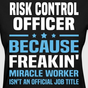 Risk Control Officer - Women's T-Shirt
