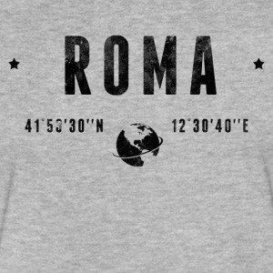 Roma T-Shirts - Fitted Cotton/Poly T-Shirt by Next Level