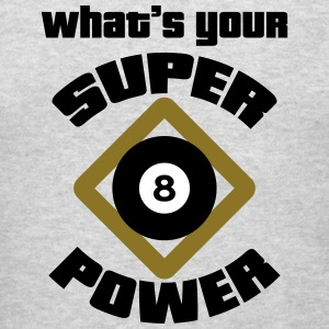 8-ball Super Power - Men's T-Shirt