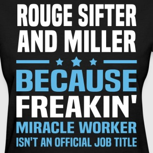 Rouge Sifter And Miller - Women's T-Shirt