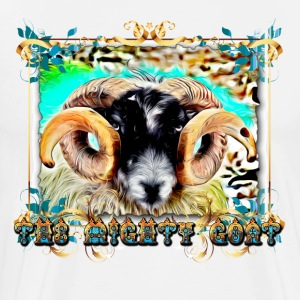 THE MIGHTY GOAT - Men's Premium T-Shirt