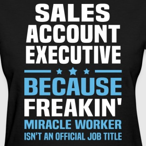 Sales Account Executive - Women's T-Shirt