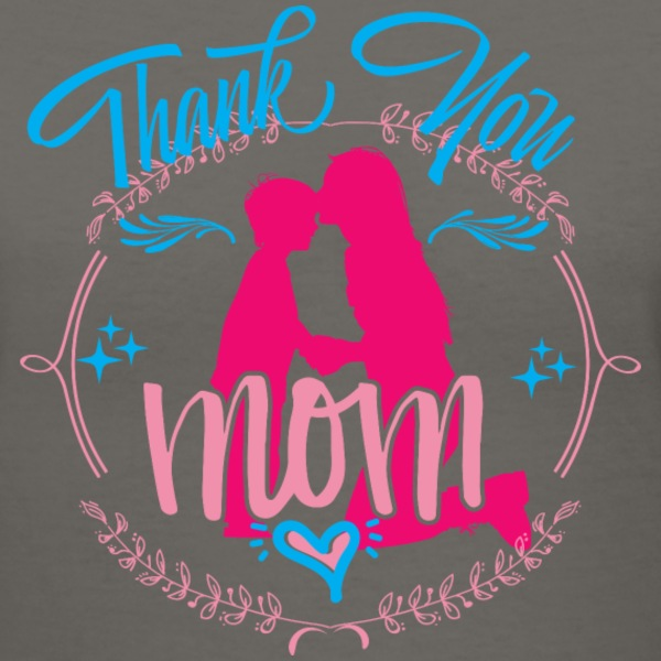 Mother's Day T-Shirts - Women's V-Neck T-Shirt