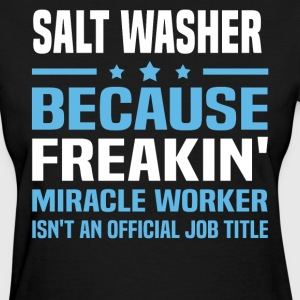 Salt Washer - Women's T-Shirt