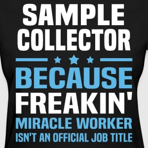 Sample Collector - Women's T-Shirt