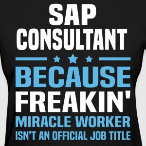 SAP Consultant - Women's T-Shirt