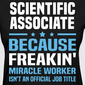 Scientific Associate - Women's T-Shirt