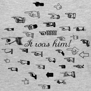 It was him Long Sleeve Shirts - Women's Premium Long Sleeve T-Shirt