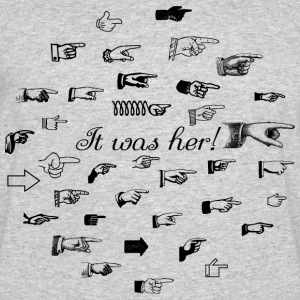 It was her! T-Shirts - Men's 50/50 T-Shirt
