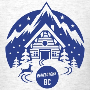 Revelstoke, British Columbia - Men's T-Shirt