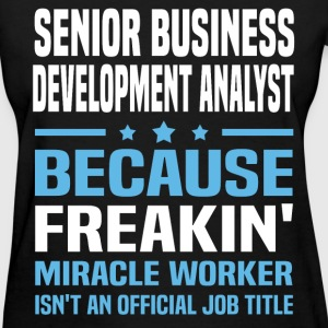 Senior Business Development Analyst - Women's T-Shirt