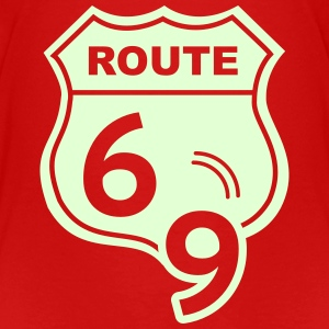 Route 66 Hell Highway 69 Baby & Toddler Shirts - Toddler Premium T-Shirt
