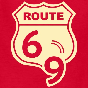 Route 66 Hell Highway 69 Kids' Shirts - Kids' T-Shirt