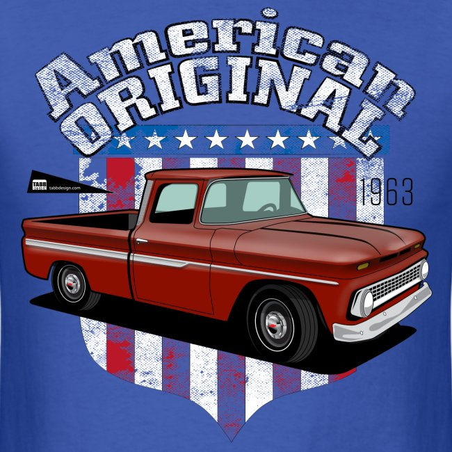American Original PREMIUM ART Tee RED