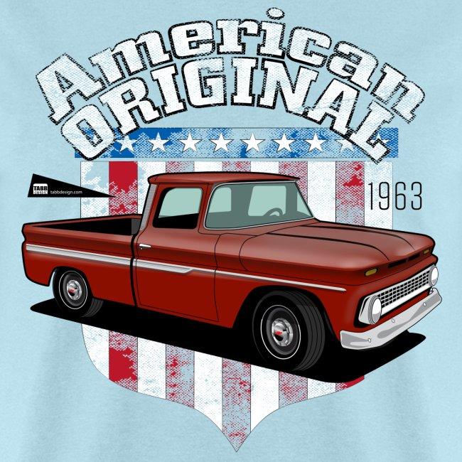 American Original PREMIUM ART Tee RED