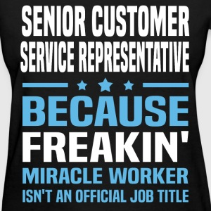 Senior Customer Service Representative - Women's T-Shirt
