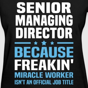 Senior Managing Director - Women's T-Shirt