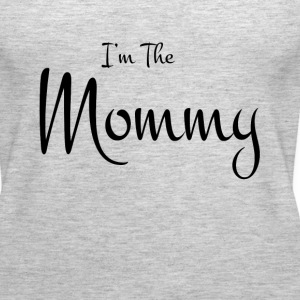 I'M THE MOMMY Tanks - Women's Premium Tank Top